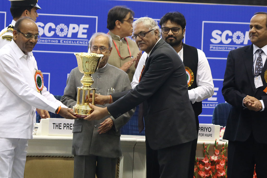 SCOPE Award Excellence