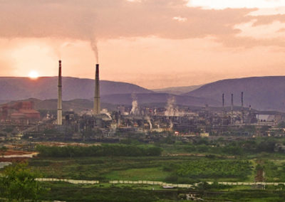 2nd Phase Expansion of Alumina Refinery