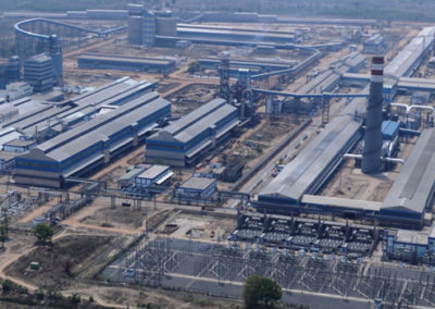 2nd Phase Expansion of Aluminium Smelter