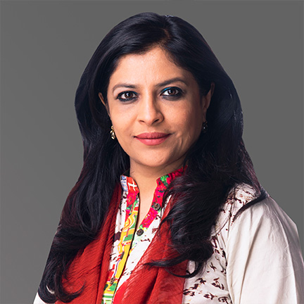 Ms. Shazia Ilmi Malik