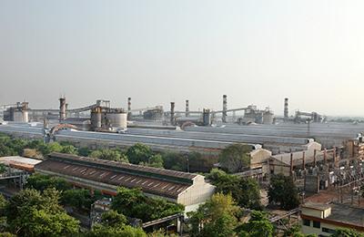Nalco Aluminium Smelter