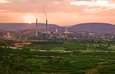 NALCO Alumina Refinery