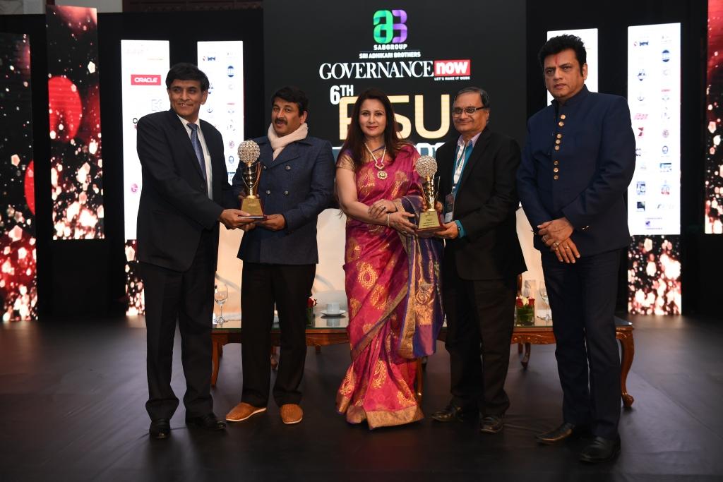 Eil Governance Now award
