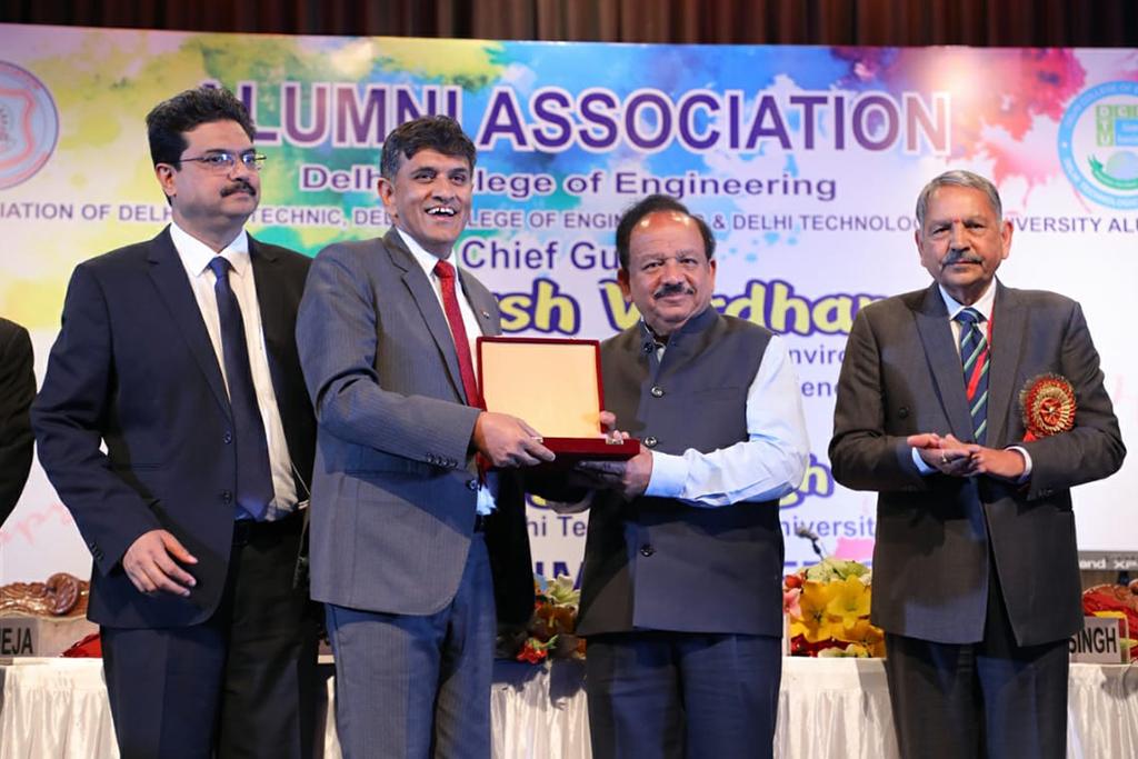 Distinguished Alumni Award 2019