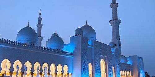 Overseas Office, Abu Dhabi