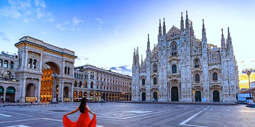 Overseas Office, Milan, Italy