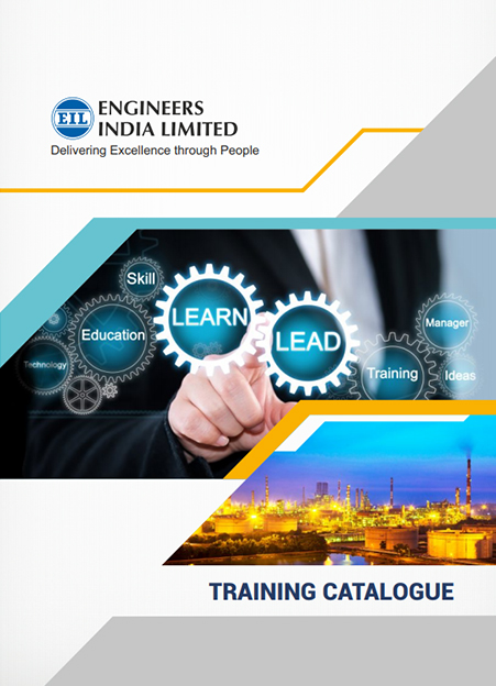 Training Programs offered by EIL in FY 2018-19
