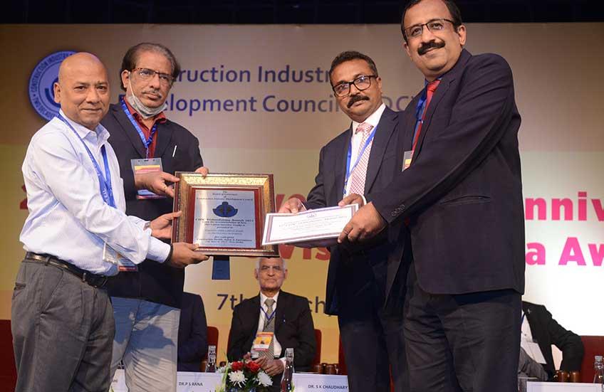 Vishwakarama Awards 2021_MS Block BPCL Kochi Refinery